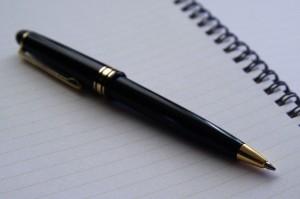pen note